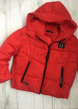 Куртка коротенькая