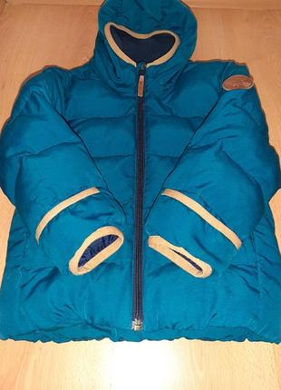 Зимова курточка decathlon