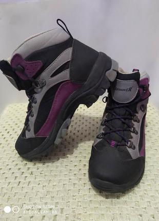 Водонепроницаемые ботинки landrover del-tex