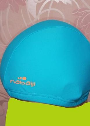 Тканевая шапочка для плавания бассейна nabajaiji