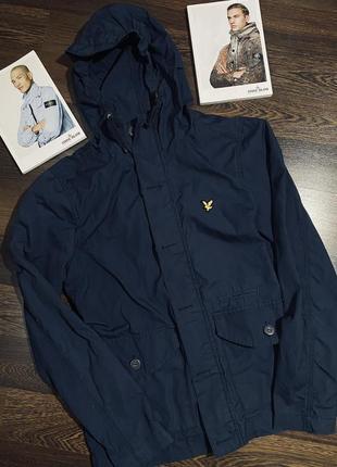 Куртка lyle&skott