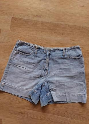 Короткие шорты джинсовые   next  m-l