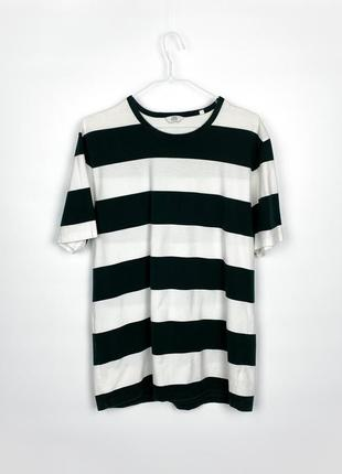 Футболка next striped t-shirt