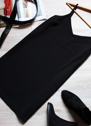 Стильное платье под блузу/водолазку
