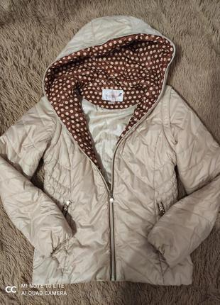 Продам куртку р.146-152