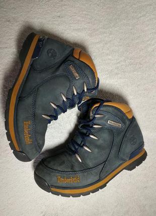 Черевики timberlanb  ботинки 33р