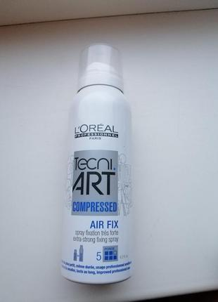 Спрей для волос l'oreal professionnel tecni art fix