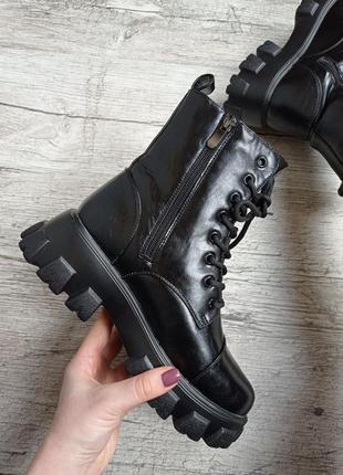 Шикарные зимние ботинки, доставка за мой счет