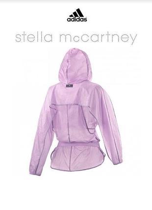 Ветровка дождевик adidas & stella mccartney