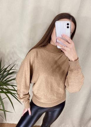 Базовый свитер от h&m и лосины утеплённые🖤3 фото