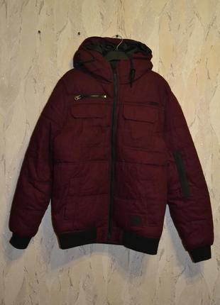 Новая фирменная зимняя мужская куртка house, р. м