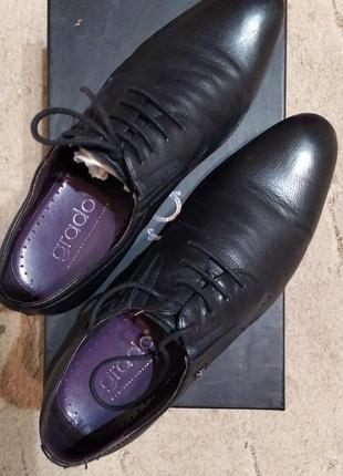 Туфли мужские размер 39.
