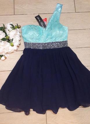 Нарядное стильное платье от little mistress