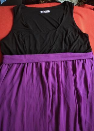 Красивое платье 60-64 р