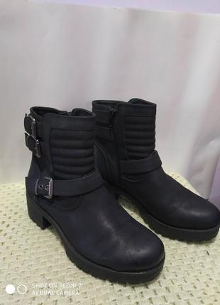 Стильные ботинки graceland