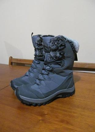 Зимние ботинки everest sympa-tex