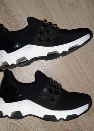 Кроссовки туфли из неопрена от sixty seven испания