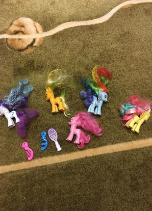 My little pony май литл пони игрушки