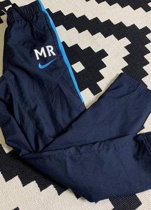 Футбольные спортивные штаны nike манчестер сити, manchester city