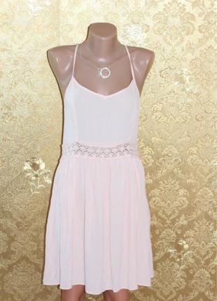 Красивое, нежное платье, очень много вещей в наличии+скидки, заходите!
