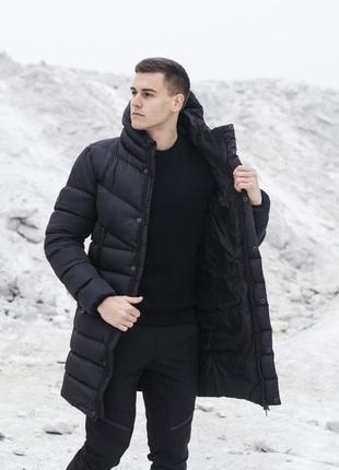 Куртка пальто мужское пуховик