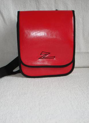 Фирменная сумка через плечо бренд giuseppe zanotti