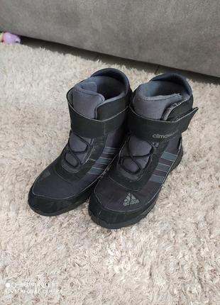 Термо черевики чобітки зимові
