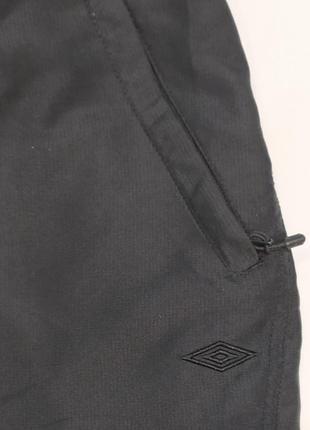 Унисекс штаны спортивные umbro