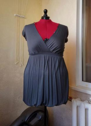 Платье,футболка, туника-100%вискоза