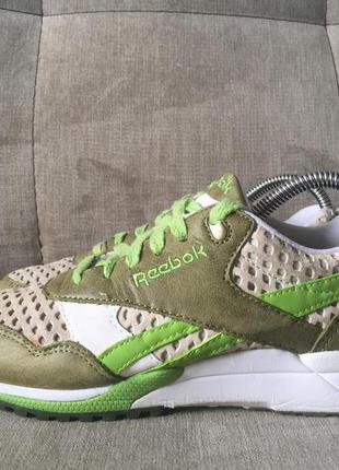 Reebok hexalite vintage спортивные кроссовки