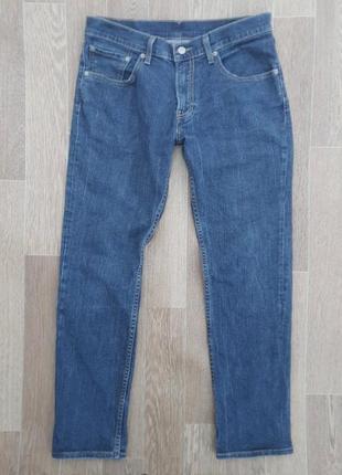 Levi's 511 зауженные джинсы размер м w31/32