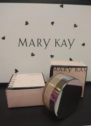 Минеральная рассыпчатая пудра mary kay ivory 1/слоновая кость 1