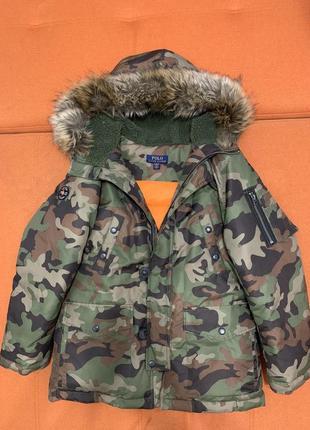Детская куртка polo