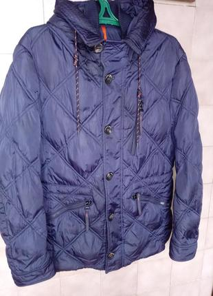 Фирменная зимняя куртка