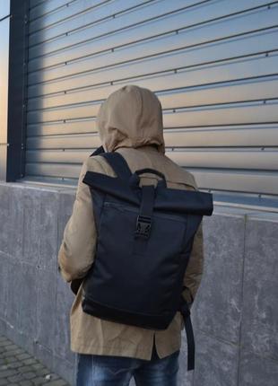 Рюкзак роллтоп ролтоп водонепроникний відділення для ноутбука