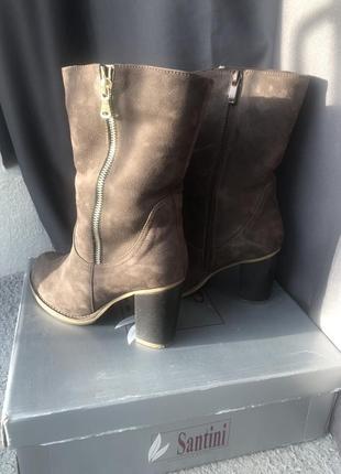 Зимние ботинки santini
