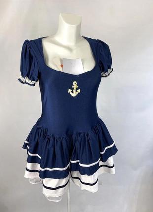 Эротический игровой костюм морячки