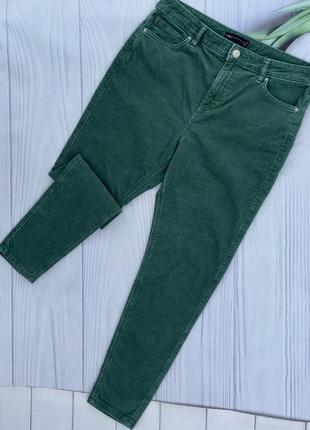 Вельветовые джинсы скинни m&s