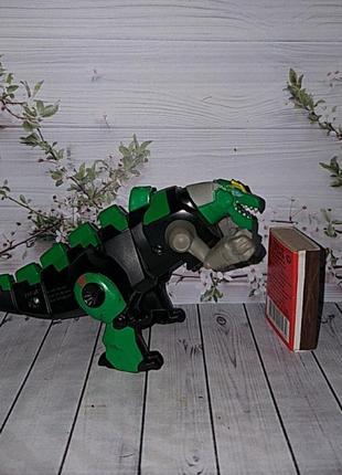 Фигурка робот динозавр