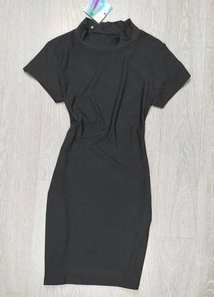 Облегающее платье мини