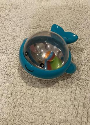 Игрушка в форме рыбки