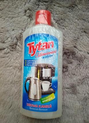 Жидкость  от  накипи электо  техники.польша. *tytan*250 мг.