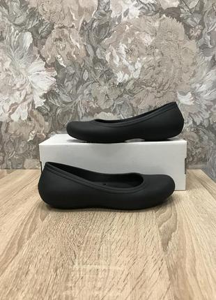 Crocs 36 балетки крокс туфли туфлі кроксы