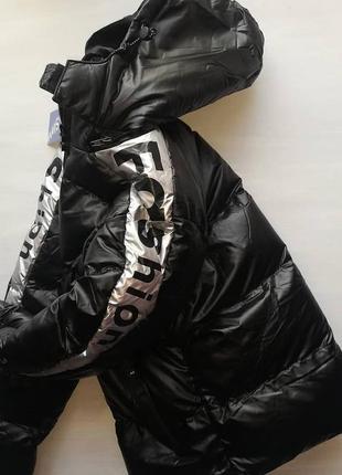 Нереально стильная зимняя куртка glo-story