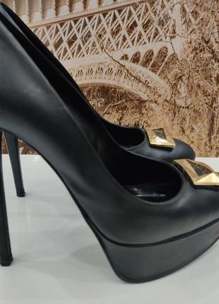 Туфли andrea morelli  производство италия , 37 размер.