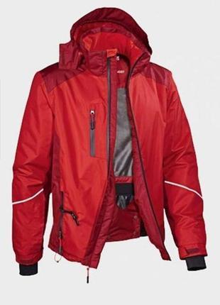 Лыжная мужская термо куртка crivit германия размер 50