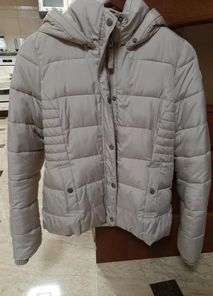 Зимняя куртка abercrombie&fitch