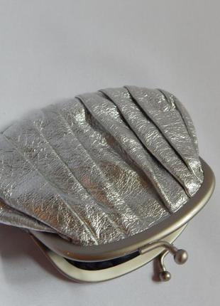 Кожаный кошелек topshop