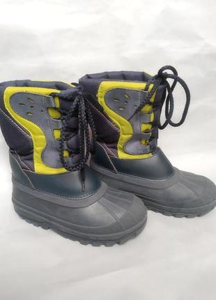 Зимові чоботи , сноубитси, сапоги , термоботинки