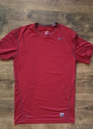 Nike термо футболка